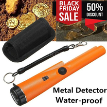 Metal-Detector Pinpointing Waterproof Handheld High-Precision IP66