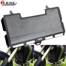 Acessórios da motocicleta de alta qualidade radiador grill guarda capa moto peças apto para bmw f800gs f650gs f700gs f 650 700 850 gs