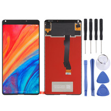 For Xiaomi MI Mix 2S LCD Screen and Digitizer Full Assembly Original, brand new + tool oem 4 3 ips lcd full 2 2 xiaomi mi 2s