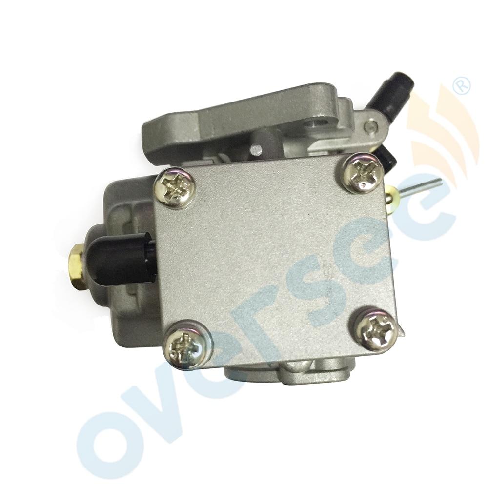 Genuine OEM Carburetor Carb 6E7-14301-72 73 74 04 Yamaha Outboard 9.9HP 15HP 2T