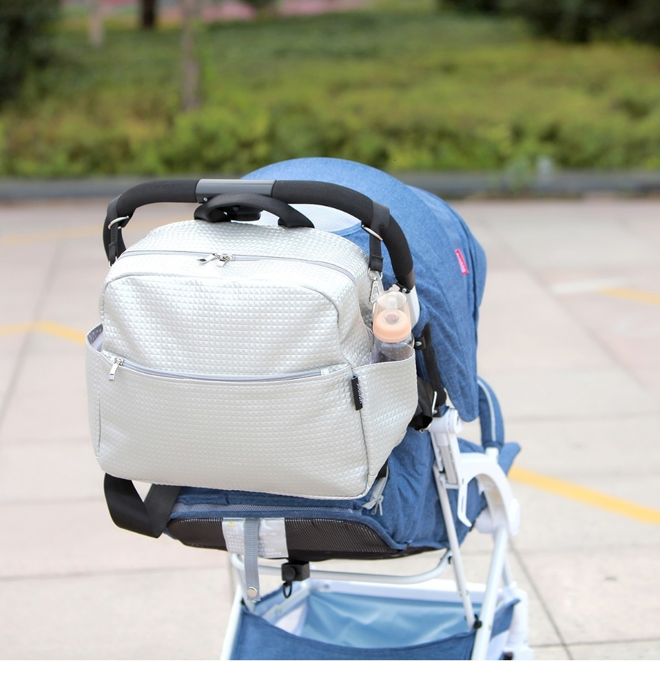 H14bdbcb6e7194a25b005a116a062c08ar Soboba Mommy Maternity Diaper Bags Solid Fashion Large Capacity Women Nursing Bag for Baby Care Stylish Outdoor Mommy Bags