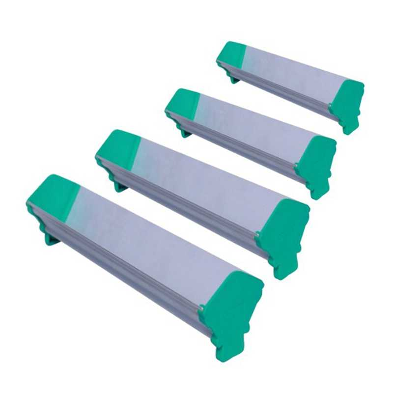 4 Inch Dual Edge Aluminum Emulsion Scoop Coater for Silk Screen Printing Coating Tool