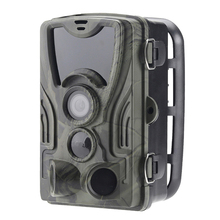 Hc801A охотничья камера 16Mp камера для слежения с ночным видением лесная Водонепроницаемая камера для дикой природы камера для съемки ловушек