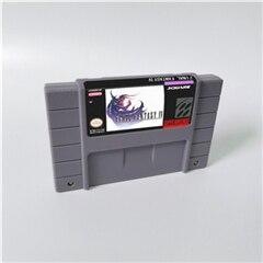 Image 3 - Juego Final Fantasy Mystic Quest or II III IV V VI 1 2 3 4 5 6 tarjeta de juego RPG versión de EE. UU. Ahorro de batería en idioma inglés