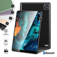 2020 New Original 10.1 inch 6G+128GB Octa Core Tablet Pc Android 9.0 Google Play 4G LTE Phone Call WiFi Bluetooth GPS Tablets
