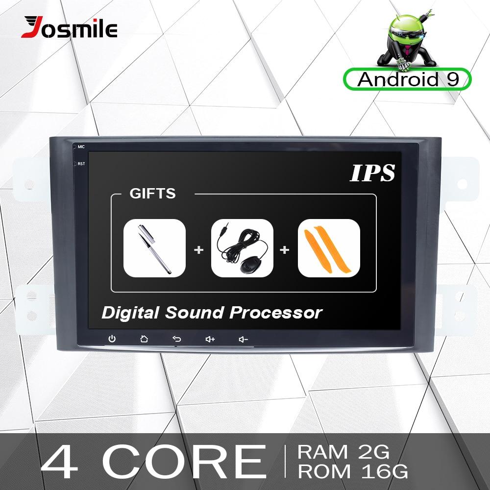 2 Din Android 9 Car Radio Multimedia For Suzuki Grand Vitara 2005 2006 2007 2008 2009 2010 2011 2012 2013 GPS Navigation Stereo