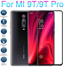 Tempered Glass For Xiaomi mi 9T 8 Lite Play A2 Ligh 9 Screen Protector Glass on For Xiomi my t9 mi9t a2lite Protective Film Glas(China)