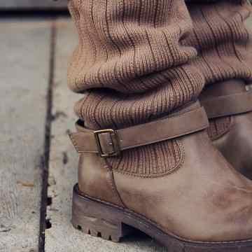 Adisputent yeni varış sonbahar ve kış patlama moda diz elastik çorap çizmeler tıknaz streç kadın seksi patik artı boyutu