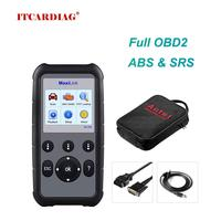 Autel MaxiLink ML629 Enhanced CAN OBD2 Scanner with ABS SRS Transmission Engine Diagnosi Auto VIN Scan Tool Turn Off Check light