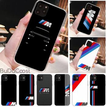 Diseny Top car BMW Phone Case for iPhone 11 pro XS MAX 8 7 6 6S Plus X 5S SE XR cover image