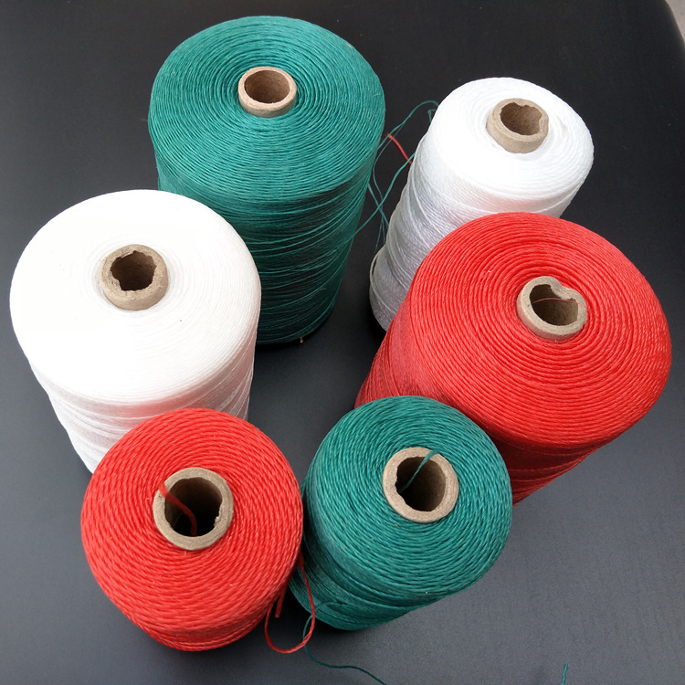 Fill Rope Line Woven Rope Line & Vegetable Fruit Rope Line Braided Wire Polyethylene Climbing Fish Net Fishnet Rope Holding Bund