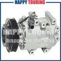Автомобильный Компрессор переменного тока A/C для Kia Sportage 2 4  Sorento Rondo 2008- 12 В 97701-2P310 97701-2P360 977012P310 977012P360