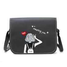 JIULIN Women Handbags Messenger-Bags Ladies Shoulder High-Quality PU for Girls Female