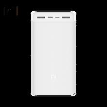 Xiaomi Power Bank 3 18 Вт 30000 мАч Быстрая зарядка зарядка малым током повербанк павер банк PB3018ZM