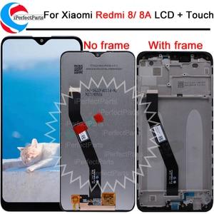 Image 1 - 6.2 ل شاومي Redmi 8 8A LCD شاشة تعمل باللمس محول الأرقام الجمعية استبدال مع أدوات ل Redmi 8 LCD