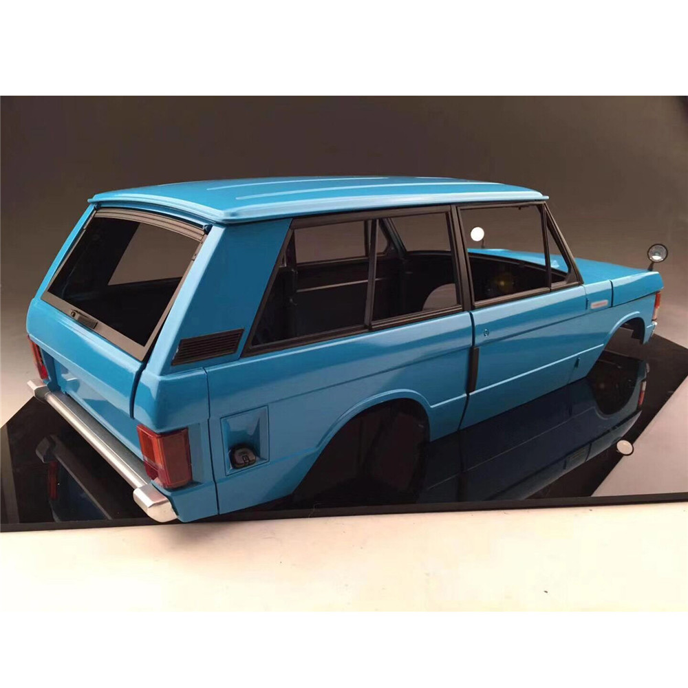 1:10 Scale Classic Hard ABS RC Body Shell Set For TRX-4 TRX4 Range Rover SCX10/SCX10 II RC Body Shell Parts ( 313mm Wheelbase)