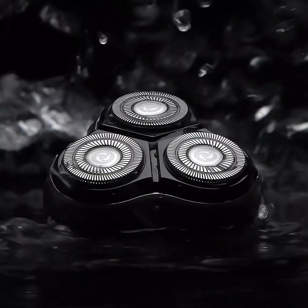 Xiaomi Electric Shaver Razor Enchen BlackStone 3D Machine Beard Washable Type-C Rechargeable for Men Gift Smart Control 2