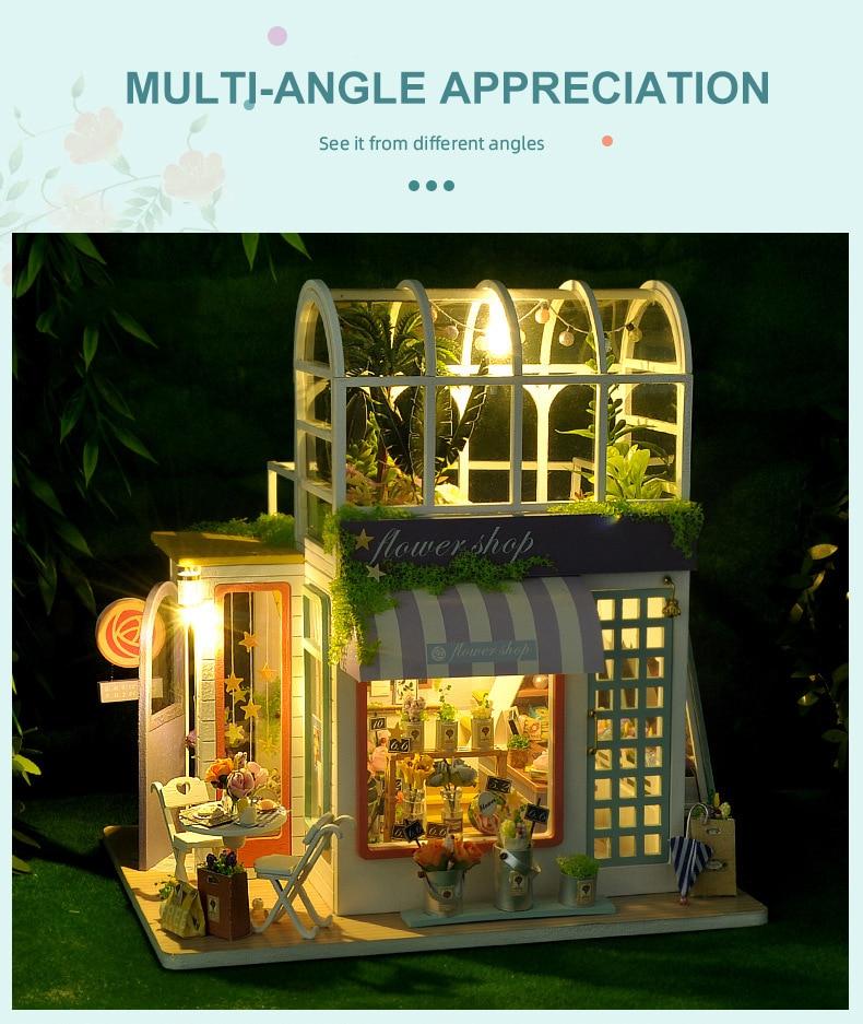 H14c1cb0db6cd43a79fb21f09fdd9b4b7e - Robotime - DIY Models, DIY Miniature Houses, 3d Wooden Puzzle