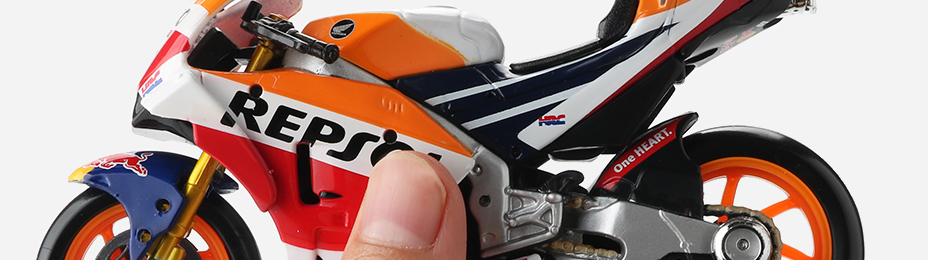 Moto GP Racing Motorcycle Toy Model Collection 31