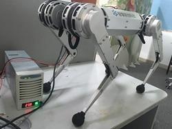 Entwickelt basierend auf MIT cheetah vierbeiner roboter Elektrische drive robot MIC-01P Mini Cheetah Bionische roboter MIC-P-V2 MIC-P-V3
