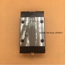 Orijinal Roland blok kaydırıcı SSR15XW THK lineer blok Roland VP SP SJ XJ XC FJ VS RA 300 540 640 740 yazıcı rulman ray