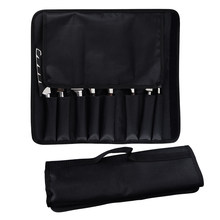 Roll Bag Storage Kitchen Knife Covers Oxford Canvas Hand Tool Screws Nails Metal Parts Fishing Travel Organizer Pouch Bag Case(China)