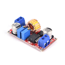 1Pc 5A DC to DC CC CV Lithium Battery Step Down Charging Board Led Power Converter Lithium Charger Step Down Module XL 4015