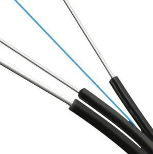 Image 2 - Cáp Quang FTTH Thả Cáp SC UPC 30M/50M Một Chế Độ Simplex Quang Ngoài Trời Sợi Quang Thả dây Fibra Optica
