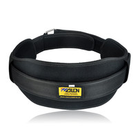 WOLON Weightlifting Wristband Padded Weight Lifting Belt Powerlifting Back Support Gym