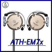 Audio technica ath em7x накладные Портативный наушники повторно