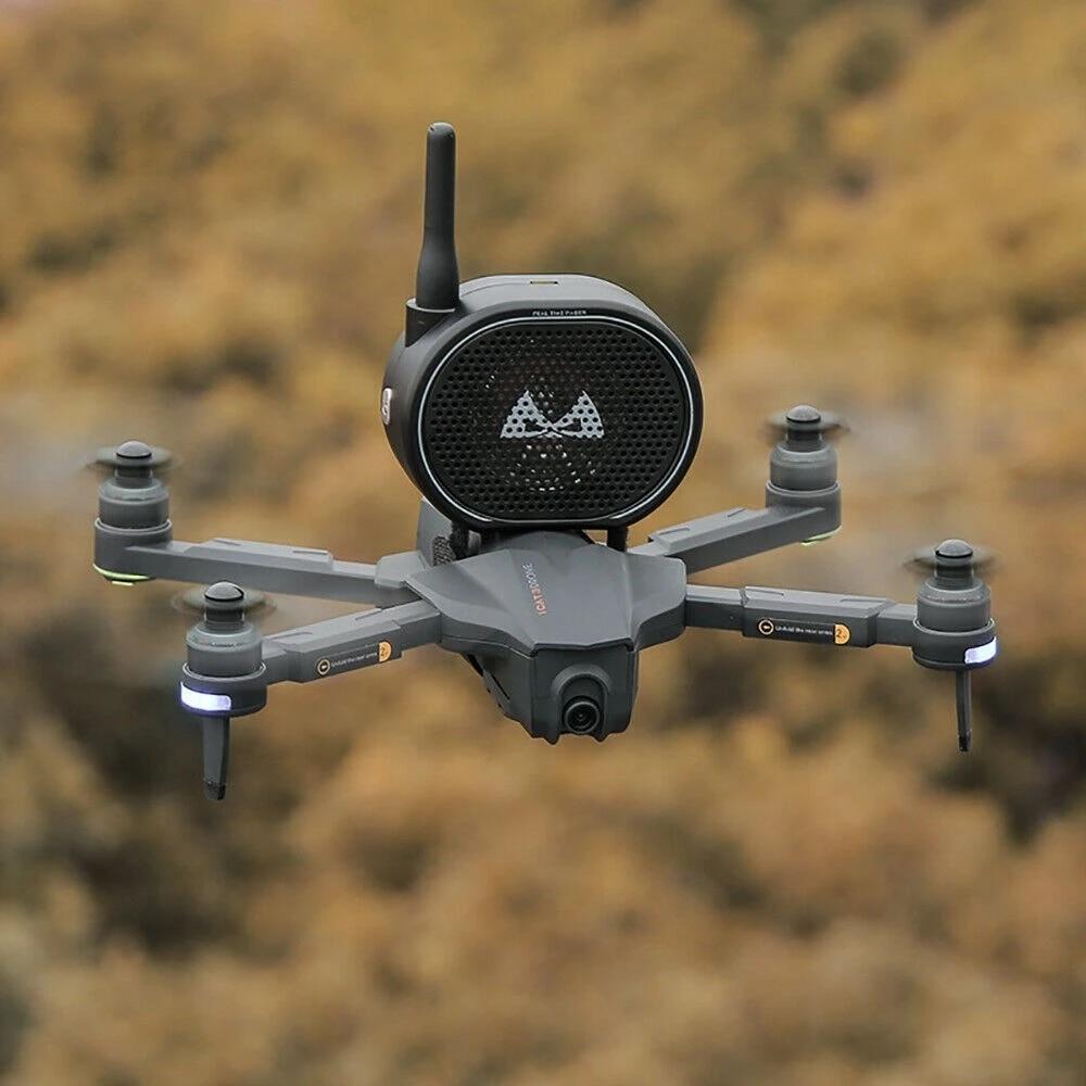 1km Drone Wireless Speaker Megaphone For Dji Mavic Pro Mavic 2 Phantom 3 4 Pro Remote Toy Car Bike Drone Cables Aliexpress