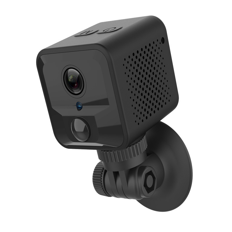 2020 Mini WIFI Camera With PIR Motion Detection Low Power Comsumption IP WIFI Cam Home Security Night Version Video Camera