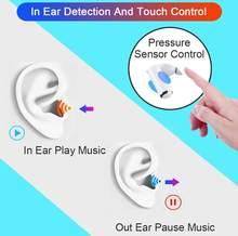 2021 nowy Pro bezprzewodowy zestaw słuchawkowy do telefonu z Bluetooth zestaw słuchawkowy Sport Hifi bluetooth dobry głos