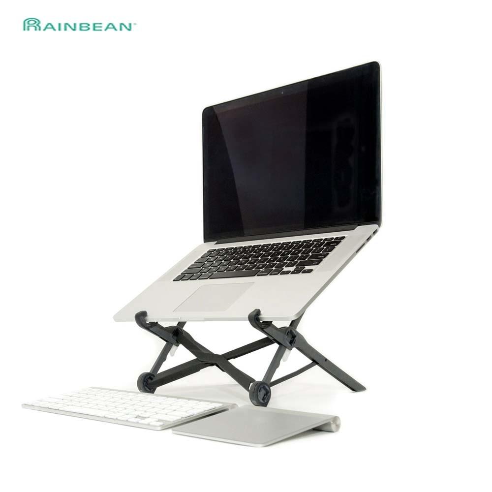 Foldable Laptop Stand Adjustable Support Bracket Portable Laptop Notebook Tablet Holder For Macbook Gaming Pad Work