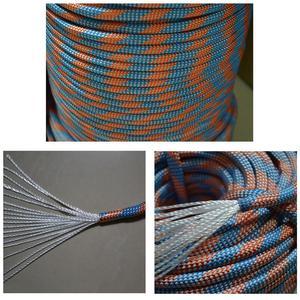 Image 3 - Веревка для скалолазания Desert & Fox, веревка для экстренных случаев на открытом воздухе, 10 м/20 м/30 м/50 м, износостойкая, диаметр 9 мм, высокопрочный аксессуар для походов