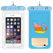 Newest Summer Waterproof Pouch Cell Phone Portable Bag Swimm