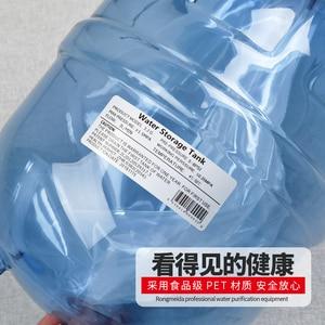 Image 4 - رو تانك 3.2 جالون خزان المياه البلاستيكية الشفافة ل نظام التناضح العكسي