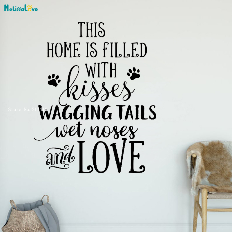 Kisses Wagging Tails Wet Noses