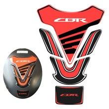 CBR-Protector de almohadilla de depósito para motocicleta, pegatina para Motocross, Tankpad, funda para Honda CBR 250, 300, 500, 600, 900, 929, 954 RR