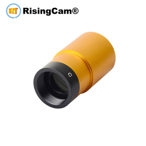 Image 1 - NEW USB 2.0MP IMX290 color astronomical camera for telescope with Sony sensor and ST 4 auto guiding