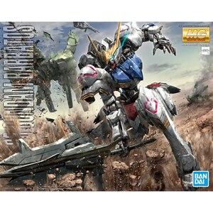 Image 2 - BANDAI MG 1/100 ASW G 08 Gundam Barbatos Fourth Type Mobile Suit Gundam IRON BLOODED ORPHANS Action Toy Figures