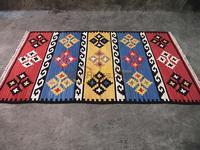 Style hand woven Japanese wool carpet carpet kilrim Kilim / /95*155cm gc137 12yg4