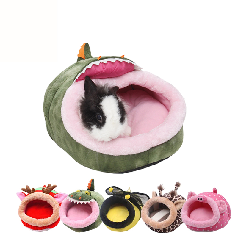 Pet House Guinea Pigs Hamsters Hedgehogs Rabbits Dutch Rats Super Warm High Quality Small Animal Bed