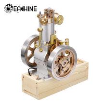 Eachine ETX Hit Miss Gas Vertical, motor Stirling, ciclo de refrigeración por agua actualizado, helicópteros de control remoto, colección de motor
