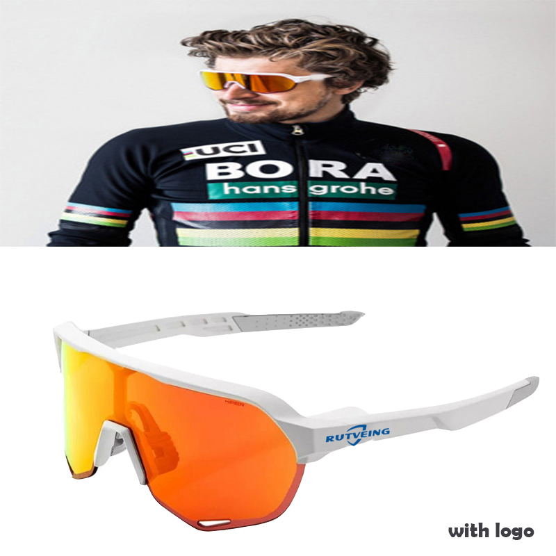 Bike Sunglasses Eyewear Bicycle Gafas-Ciclismo Speed-Daler Peter Polarized Sports S2