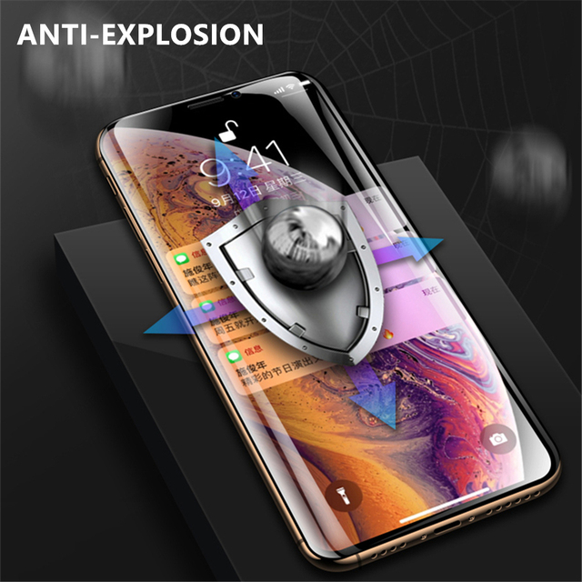 Screen Protector for Doogee S40 S30 S90 BL9000 S95 S55 S60 X53 X70 X55 Lite Pro Full Cover Soft Hydrogel Film HD Protective Film