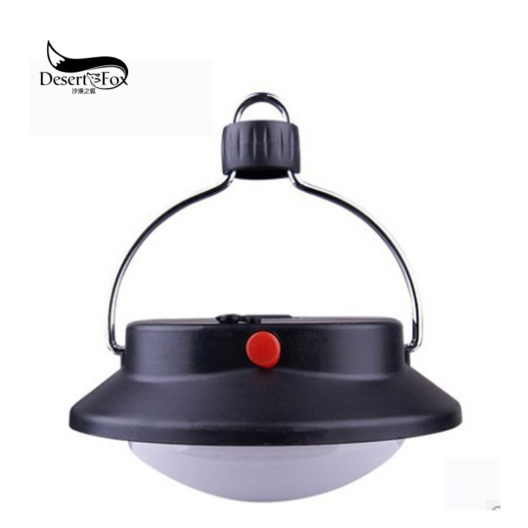 Outdoor Lighting Lamp 36led Frisbee Camping Tent Light Hanger Lamp Campsite Lamp Camping Flashlight