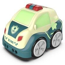 Миниатюрный Радиоуправляемый автомобиль с датчиком жестов, умный автомобиль, игрушечный автомобиль с ручным управлением, игрушечный автом...