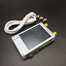 NanoVNA Wit 2.8 inch Touch LCD HF VHF UHF UV Vector Netwerk Analyzer 50 KHz 300 MHz Antenne Analyzer + batterij