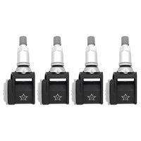 4 sensores de pressão dos pneus pces para mercedes-benz mhz e-class w213 cls a0009052102 novo